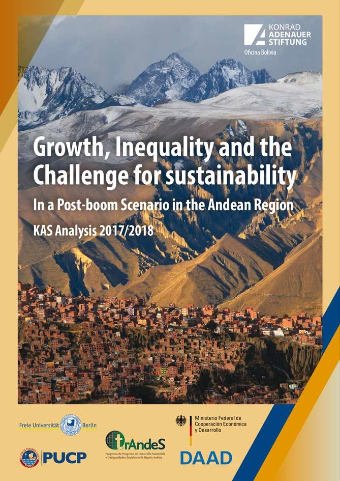 Growth, Inequality and the Callenges for Sustainability - portada