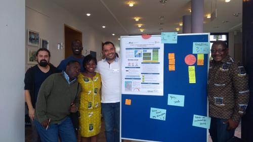 June/July 2018: Summer School in Bonn, Germany together with the doctoral students from the Ghanaian-German Center for Development Studies (GGCDS)