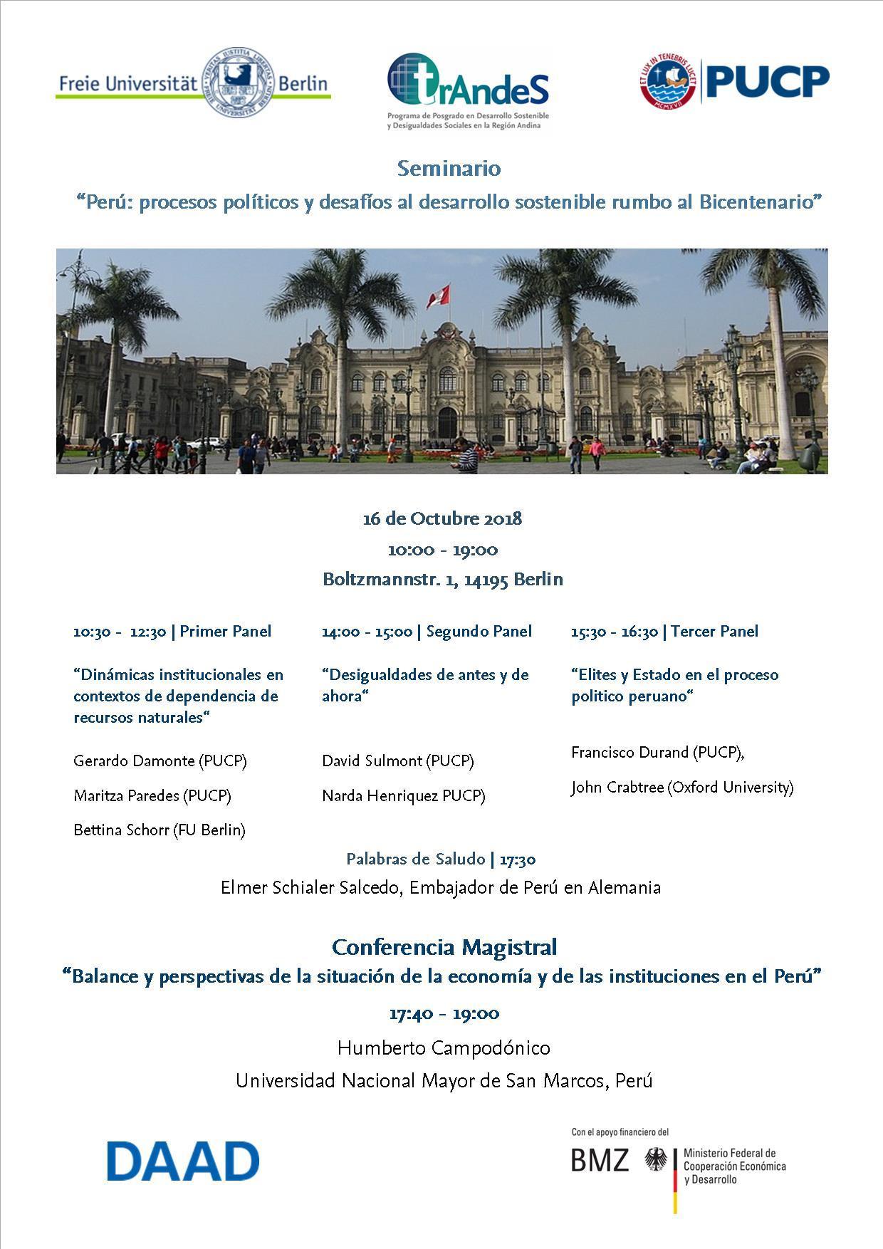 Afiche Seminario Peru 10.16.18