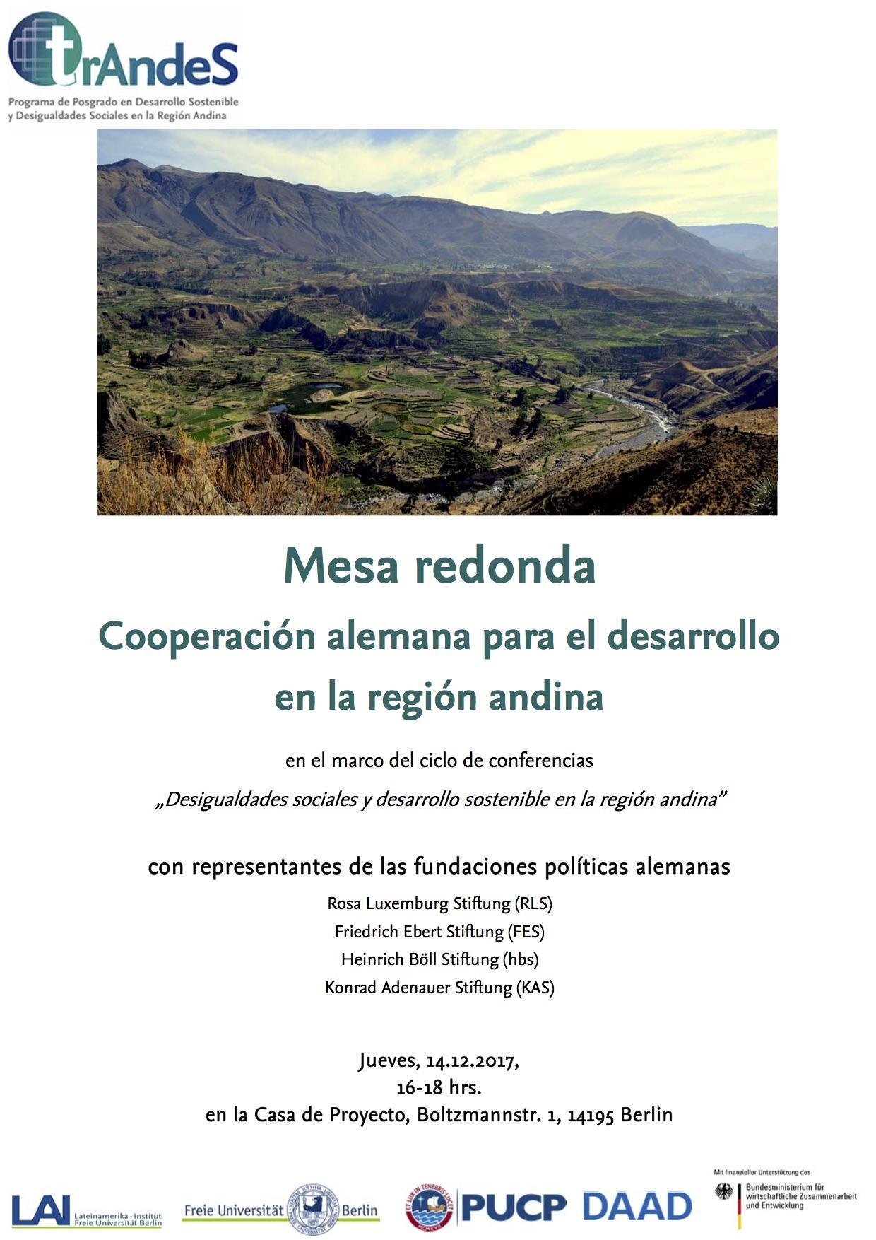 Mesa Redonda trAndeS